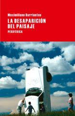 MAXIMILIANO BARRIENTOS LA DESAPARICION.cdr
